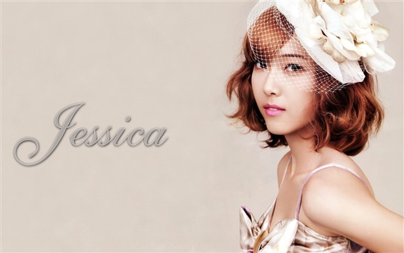 Fond d'écran Girls Generation Jessica