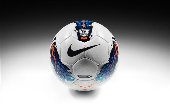 Fond d'écran Premier League de football Nike