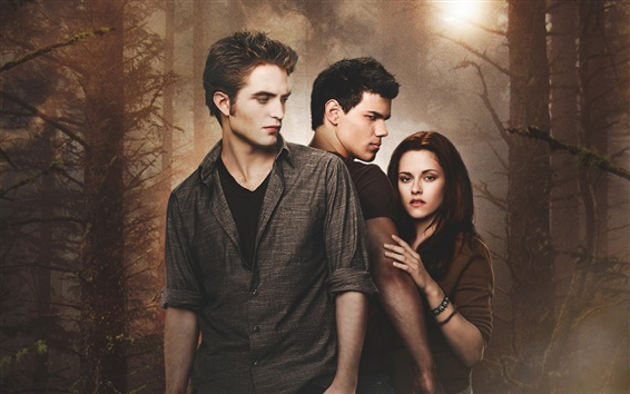 Wallpaper The Twilight Saga: New Moon