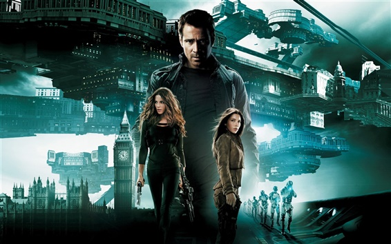 Wallpaper Total Recall 2012 HD