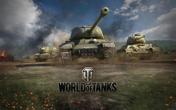 Wallpaper World Of Tanks PC game