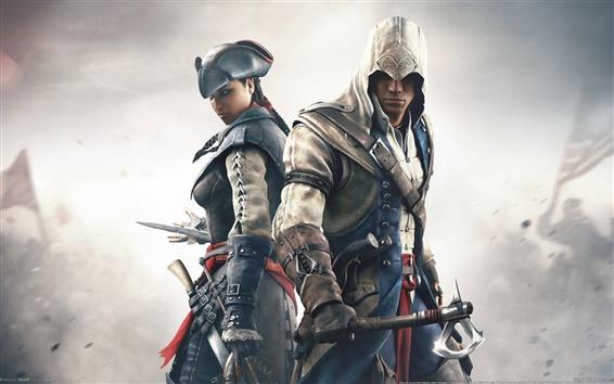 Papéis de Parede Assassins Creed jogo de PC 3