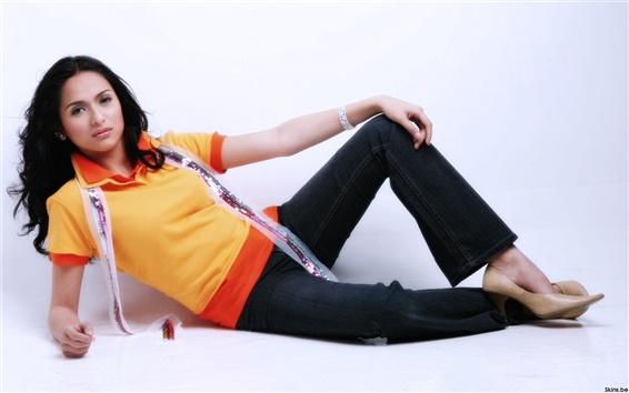Обои Jennylyn Mercado 01
