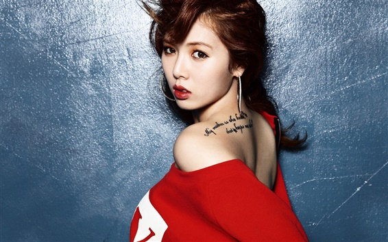Wallpaper Kim HyunA 01