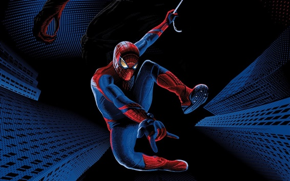 Fondos de pantalla The Amazing Spider-Man, Superhero