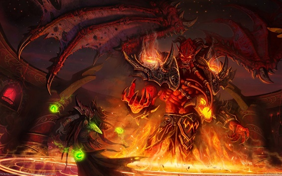 Papéis de Parede World of Warcraft: The Burning Crusade