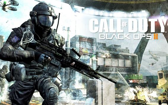Обои 2012 Зов Duty: Black Ops II HD