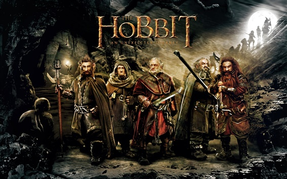 Wallpaper 2012 The Hobbit: An Unexpected Journey