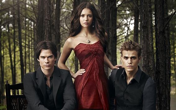 Wallpaper 2012 The Vampire Diaries