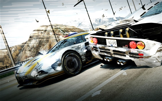 Wallpaper 2012 game Need for Speed: Hot Pursuit