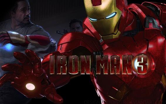 Fondos de pantalla 2013 película de Iron Man 3