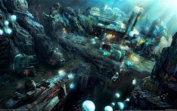 Wallpaper Anno 2070: Deep Ocean