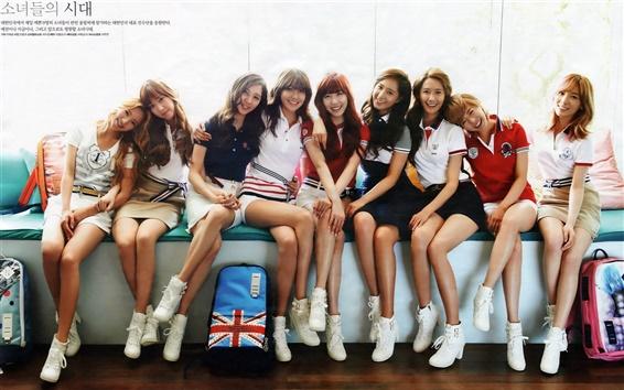 Fondos de pantalla Girls Generation 72