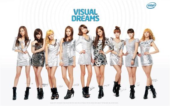 Wallpaper Girls Generation 73