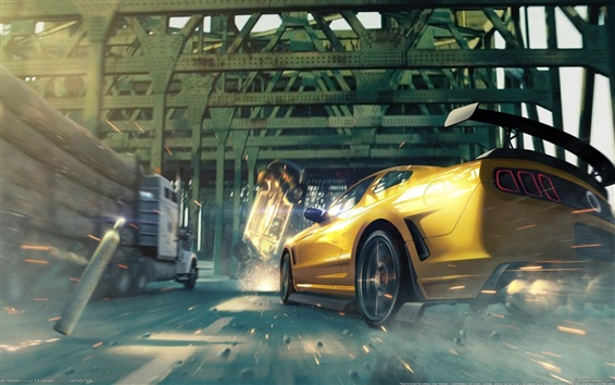 Papéis de Parede Need for Speed: Most Wanted HD