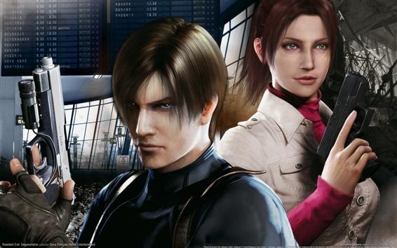 Fondos de pantalla Resident Evil: Degeneration