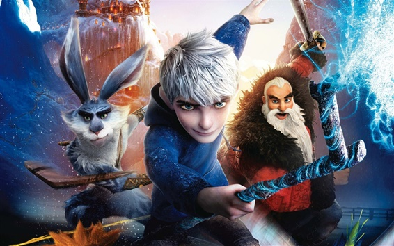 Fondos de pantalla Rise of the Guardians