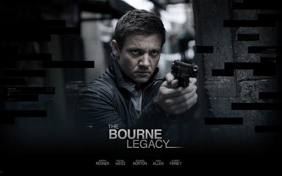 Fondos de pantalla El legado de Bourne