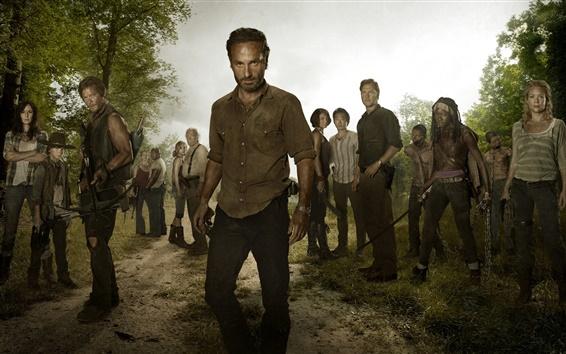 Обои The Walking Dead HD