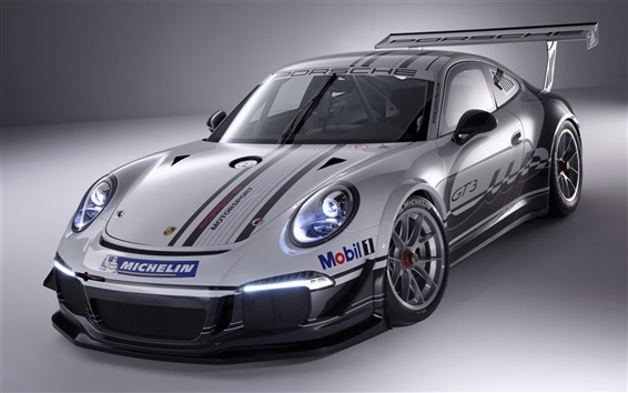 Wallpaper 2013 Porsche 911 GT3 Cup cool motorsport