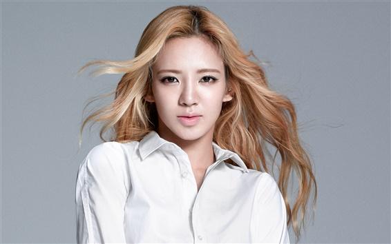 배경 화면 소녀 시대, 김효연