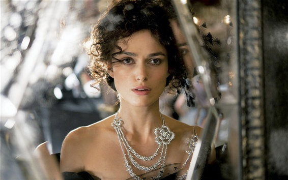 Wallpaper Keira Knightley in Anna Karenina