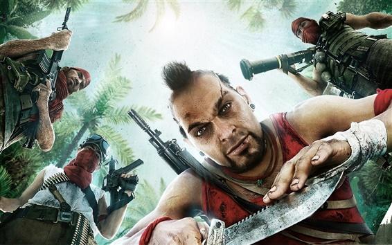 Fondos de pantalla Juego de PC Far Cry 3