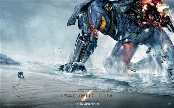 Papéis de Parede Pacific Rim 2013