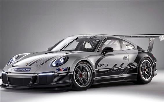 Wallpaper Porsche 911 GT3 Cup 2013