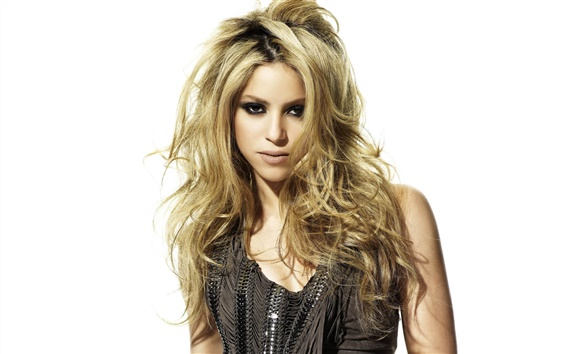 Fondos de pantalla Shakira 03