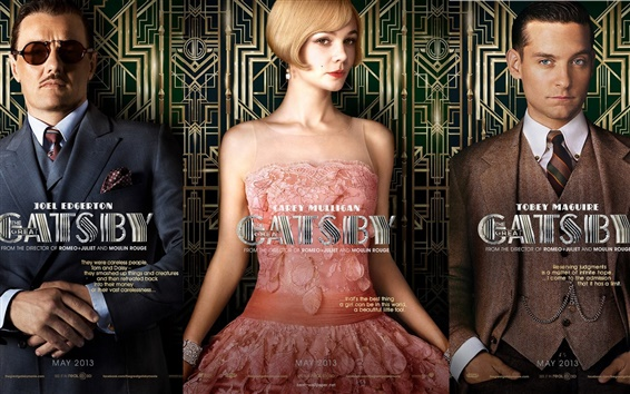 Wallpaper 2013 The Great Gatsby HD