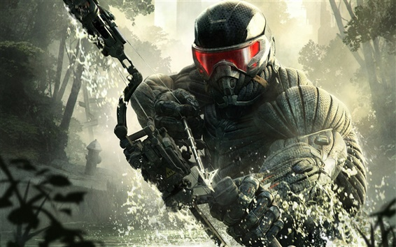 Fondos de pantalla 2013 juego, Crysis 3