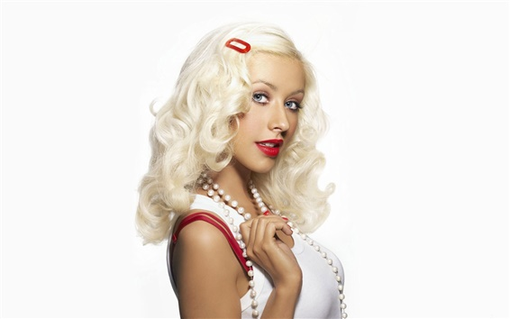 Wallpaper Christina Aguilera 04