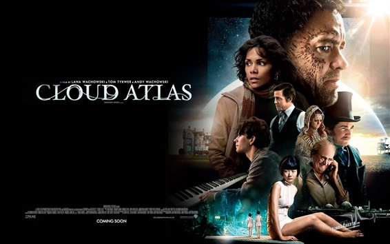 Wallpaper Cloud Atlas