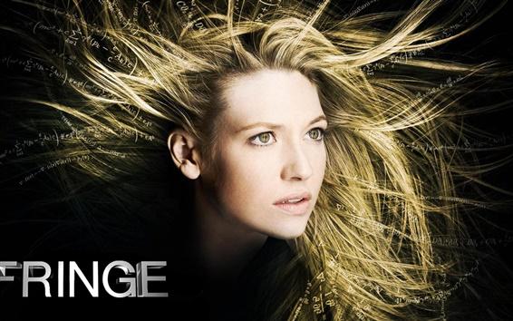Fond d'écran Fringe, Anna Torv, série TV