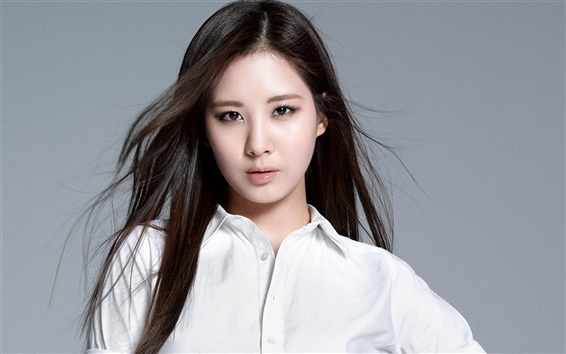 Fond d'écran Girls Generation, Seohyun