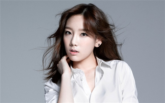 Fond d'écran Girls Generation, Taeyeon