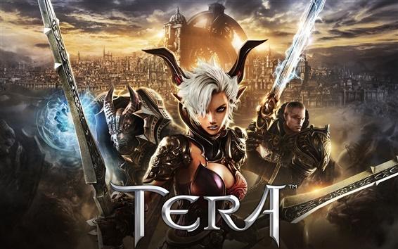 Fondos de pantalla Tera HD
