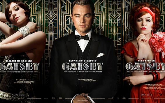 Wallpaper The Great Gatsby HD