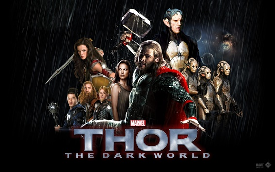 Обои Thor: The Dark World