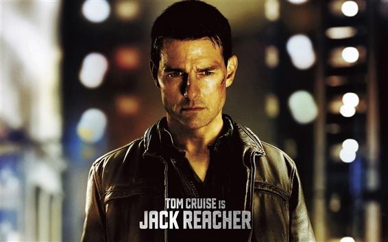 Fondos de pantalla Tom Cruise en la película de Jack Reacher