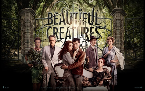 Wallpaper Beautiful Creatures HD