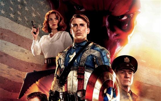 Fondos de pantalla Captain America HD