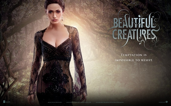 Fondos de pantalla Emmy Rossum en Beautiful Creatures
