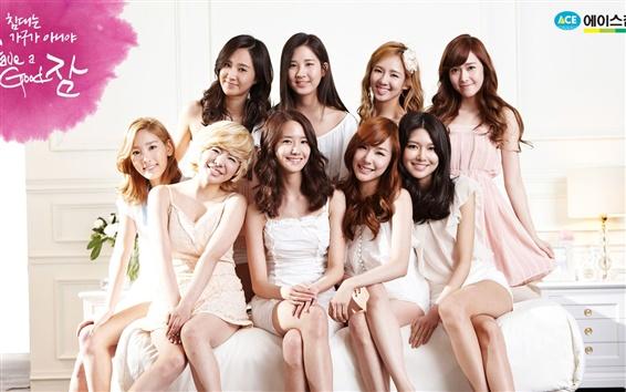 Wallpaper Girls Generation 75