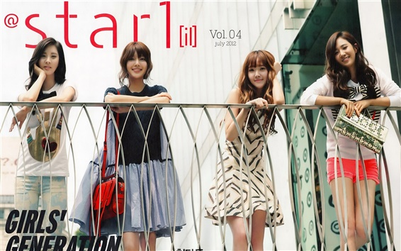 Fondos de pantalla Girls Generation 76