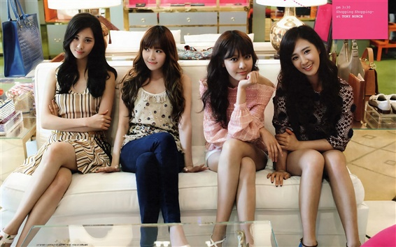 Fond d'écran girls Generation 78
