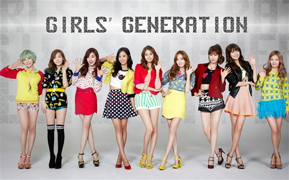 Обои Girls Generation 79
