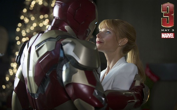 Fondos de pantalla Gwyneth Paltrow en Iron Man 3