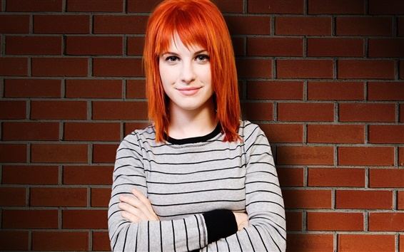 Fond d'écran Hayley Williams 03